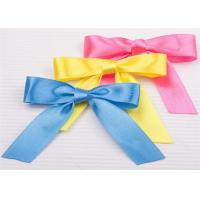 Girls Bow Tie Ribbon Manufactures