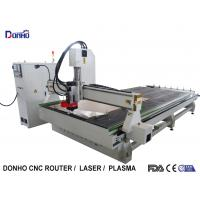 Computerized ATC CNC Router Machines For Fuiniture / Advertisement Industry Manufactures