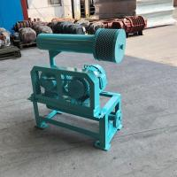 Buy cheap 10KPA - 60KPA Three Lobe Roots Blower DN40 Belt and pulley Connection type from wholesalers