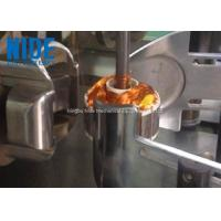 Outer Rotor Coil Armature Winding Machine External For Exhuast Fan Motor Manufactures