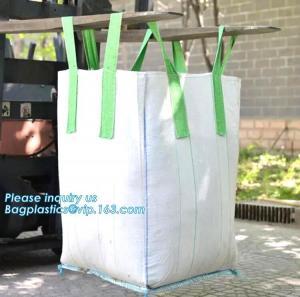 FIBCs, Big Bags, Bulk Bags, Jumbo Bags, Container Bags, Container Liners, Woven Geotextiles container liner BAGEASE.CN Manufactures