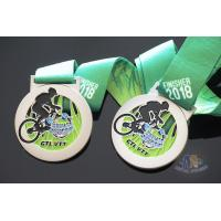 Buy cheap Custom Made Riding Event Metal Soft Enamel Medals No Minimum, Trophies And from wholesalers