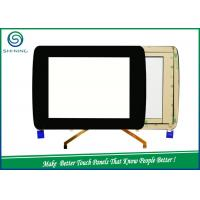 3 Layers P / F / G Four Wire Resistive Touch Screen 6.9 Inches For Medical Device Manufactures