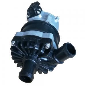 Aluminum Alloy Auto Electric Water Pump / 12 Volt Electric Coolant PumpFor Hybrid Electrical Vehicle Manufactures