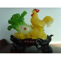 Buy cheap rooster ad cabbage Interior office Decorative from wholesalers
