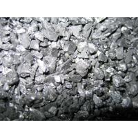 90% C Content Carbon Additive , Anthracite Coke Particle / Powder Type Manufactures