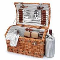 Willow Picnic Basket Manufactures