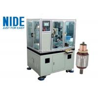 Servo CNC motor cummutator armature rotor turning process lathe machine equipments Manufactures