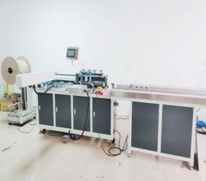 1PH Spool Spiral Punching And Binding Machine 1800 Notebooks/Hour Manufactures
