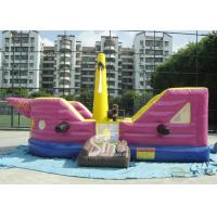 7x4 meters children pirate ship inflatable bouncer with EN14960 certified made of lead free material Manufactures
