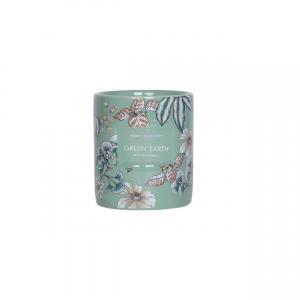 Customized 8*9cm Ceramic Jar Hotel Decoration Scented Candle Manufactures