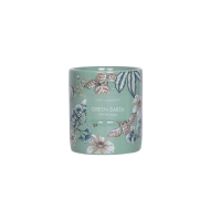 Buy cheap Customized 8*9cm Ceramic Jar Hotel Decoration Scented Candle from wholesalers