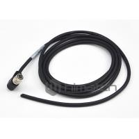 Hirose 12 Pin Male To Female Extension Cable With PVC / PUR Jacket UL Certified Manufactures
