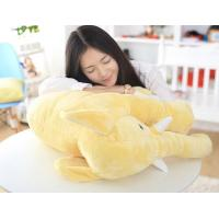 0.8kg Soft Stuffed Elephant Plush Toy 40 - 90cm Size Height For Birthday Gift Manufactures