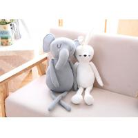 Lovely Stuffed Rabbit Toy/ Elephant Soft Toy For Children Stuffed Animal Manufactures