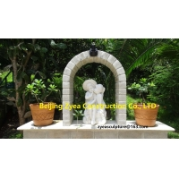 Italian Garden stone white marble statues, white marble park stone sculptures ,China stone carving Sculpture supplier Manufactures