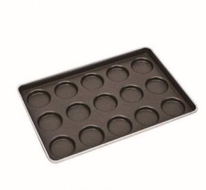 40mm Hamburger Bun Baking Pan Manufactures