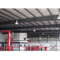 Steel Framing Car Showroom Building Exhibition Hall With Glass Curtain Manufactures