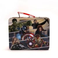 Marvel Avengers Metal Tin Lunch Box Manufactures