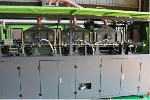 Minimum Space KBM Pet Bottle Blow Molding Machine Manufactures