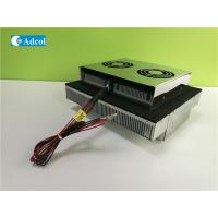 Air To Air Thermoelectric Conditioner 48V DC / Thermoelectric Air Cooler Manufactures