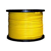 Bulk Zipcord Single Mode Duplex Fiber Optic Cable , 1000 Feet Riser Rated Fiber Cable Manufactures