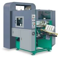 Nanbo Paper Hole Punch Machine , 80-120times/Mins Paper Hole Maker Machine Manufactures