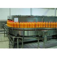 Normal Pressure Mineral Water Production Line , Automatic PET Bottle Filling Machine Manufactures