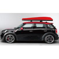HA125s Hard Shell Car Roof Tent , Automatic Hard Roof Top Tent Triangle Shaped Manufactures