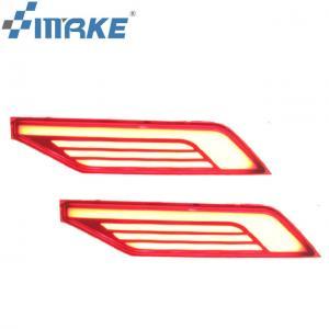 Mitsubishi Pajero Sport Car Tail Light Flashing Bumper Reflector Easily Install Manufactures