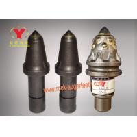 High Impact Strength Coal Cutter Picks YJ-MJ006 Casting Processing For Coal Mining Manufactures
