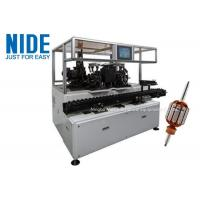 High precision Armature Automatic Dynamic Balancing Equipment Machine With PLC control Manufactures