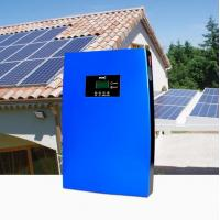 Solar Power Off Grid Home System Energy Saving  Solar Panels 768Wh, MPPT Dual 2.0 USB-2.0A Charging Function, Blue Manufactures
