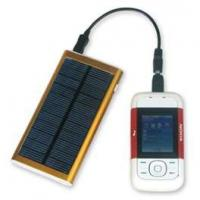 Emergency Solar Powered Mobile Phone Charger 5V / 500mA Input Manufactures