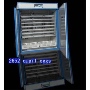 China mid-size quail duck turkey egg incubator machine on sale