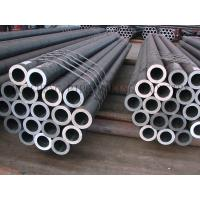 JIS G4051 Seamless Mild Steel Tubing for Machinery Use , Round Thin Wall Steel Pipe with ISO Manufactures
