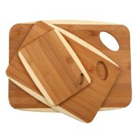 Bamboo Cutting Board With two color