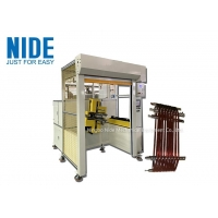 Big Wire Electric Motor 1.6mm Stator Coil Winding Machine Manufactures