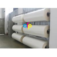 22 Mic Gloss Laminating Film For Brochures / Magazines BV Approval Manufactures