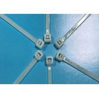 Bulk Plastic Industrial Zip Ties Easy Operated With Less Insert Force