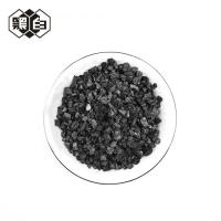 12X40 Coal Based Activated Carbon Black For Catalyst Carrier Apparent Density 350 - 450 G/L Manufactures