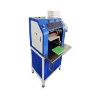 Buy cheap Nanbo PVC Spiral Coil Wire Binding Equipment Automatic Binding Machine from wholesalers