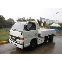 Eco Friendly Liquid Waste Truck , Sewage Cleaning Truck ISO Approved Manufactures