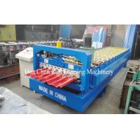 China Square Corrugated Roofing & Walling Roll Forming Machine on sale