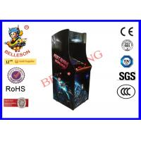 Buy cheap Upright Shopping Mall Arcade Game Machines Tempering Glass 106KG 168×73×87 cm from wholesalers