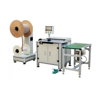 800 books/H Double Loop Wire Forming Machine Calendars 1/4'' Wire Closing Machine Manufactures