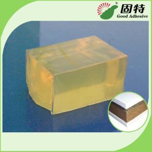 Buy cheap Transparent Block Hot Melt Pressure Sensitive Adhesive For Mattress Layers from wholesalers