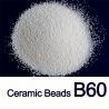 Buy cheap B60 Ceramic Blasting Abrasive Media 0.300mm For Aluminium Plate from wholesalers