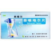 GMP Certified Naftopidil Tablet Cardiovascular Drug 25mg , Cardiovascular Medicine Manufactures
