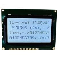 STN Dot Matrix Graphic LCD Module 93*70mm AIP31020 Controller Type